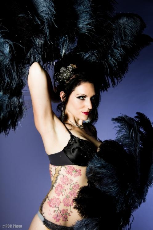 ...with a side of Seraphina Fiero, pretty please (POC Photo)