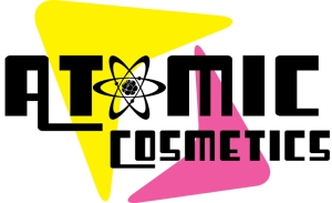 atomic cosmetics logo color