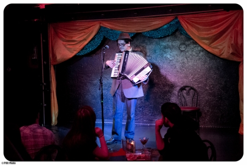 Musician Gus Clark (POC Photo)