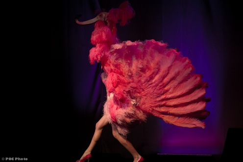 Imogen Kelly from Australia-Reigning Queen of Burlesque
