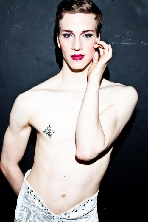 "Seattle's Paris Original will compete next week in Las Vegas in the""Best Boylesque"" category (Photo by Eli Schmidt)"