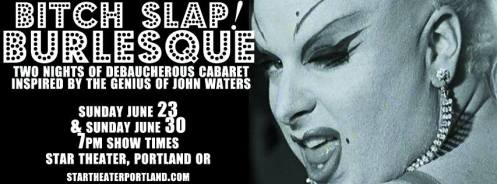 John waters flyer