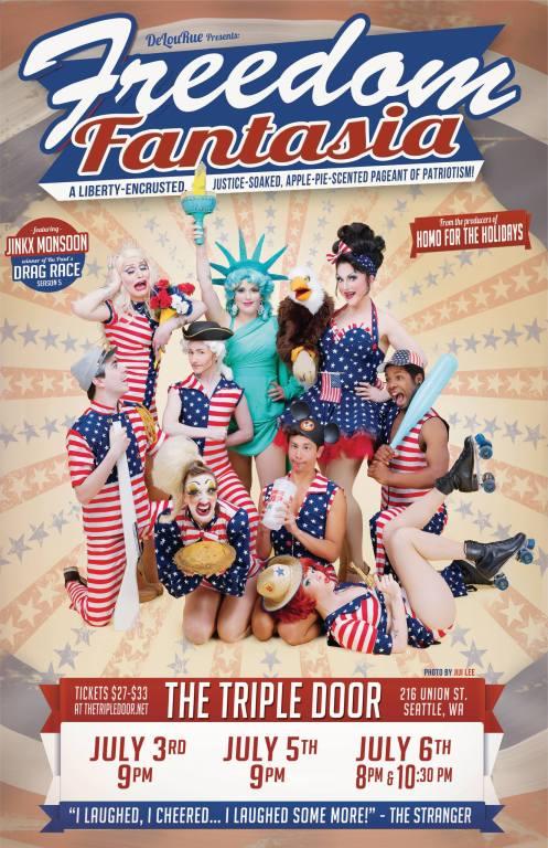 Freedom Fantasia 2013!