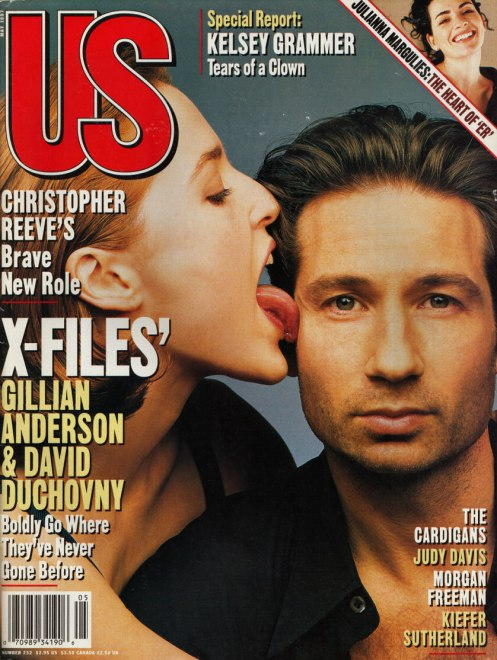 The real Mulder & Scully