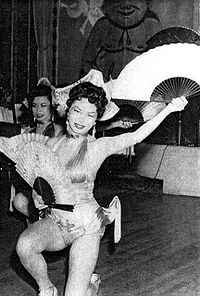 Pat Chin from the 50s (Photo credit pending, used by producer permission)