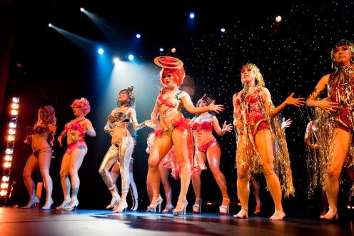 Atomic Bombshells - Lost in Space @ Triple Door