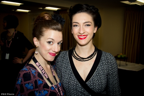 Meet & Greet with Polly Wood & Jesse Belle-Jones (photo by POC)