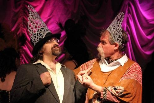 2013 King of Southern Exposure Max Bacchus (left), 2013 Prince of Southern Exposure Stache (right)- (Photo by Ron Tencati)