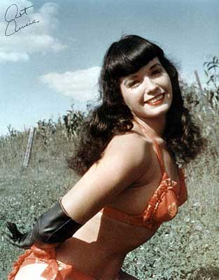 Bettie by Art Amsie