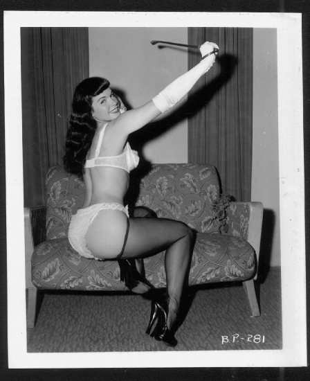 Bettie by Irving Klaw