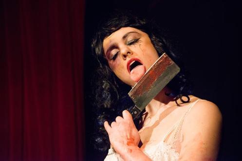 La Petite Mort's Dark Cabaret-Miz MelancholyFeb