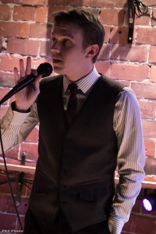 Revelry Host Matt Langston (POC Photo)