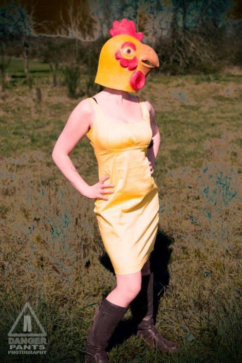 Hattie Hellkat (DangerPants Photography for Annex Theatre)