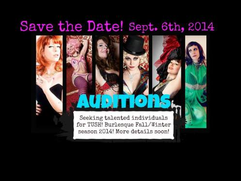 2014 Audition call