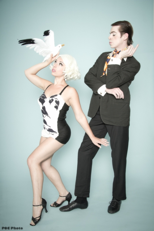 Burlesco DiVino returns to the Triple Door October 1-4