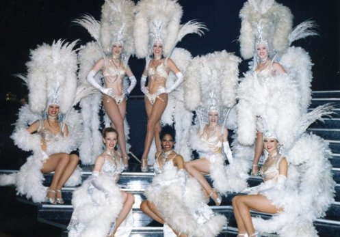 White Feathers Legends in Concert  (Imperial Palace,  Las Vegas)